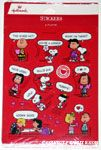 Peanuts & Snoopy Valentine's Day Stickers