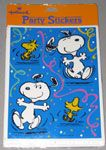Peanuts & Snoopy Party Stickers