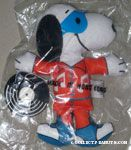 Snoopy in Disco Suit Doll