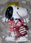 Snoopy wearing 1930's outfit Doll