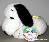 Wind-up Musical Snoopy Plush Music Box