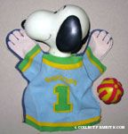 Peanuts & Snoopy Magic Catch Puppets