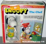 Snoopy 'The Chef' Doll