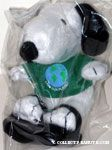 Snoopy 'Save our planet' Plush