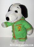 Snoopy Green Pajamas Outfit