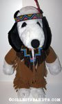 Snoopy Native American Outfit