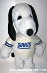 Snoopy Giants Football T-shirt