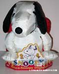 Snoopy in Doghouse