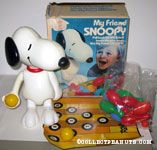 My Friend Snoopy Bowling Game