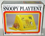 Snoopy Inflatable Space Shuttle Blimp
