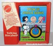 Speak Up, Charlie Brown See n' Say Talking Storybook