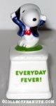 Snoopy Disco Dancer 'Everyday Fever' Ceramic Trophy