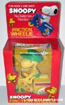Peanuts & Snoopy Friction Cars