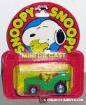 Woodstock in Love Car