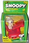 Snoopy & his Desk-Mobil Friction Car