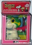 Snoopy Flying Ace Friction Figure