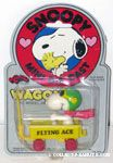 Flying Ace in Yellow Wagon