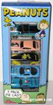 Peanuts Gang 5 pack of Diecast Cars