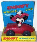 Snoopy Wiggle Car
