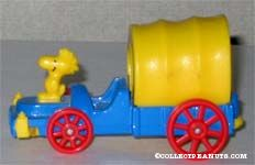 Woodstock in Covered Wagon
