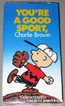 You're a Good Sport, Charlie Brown VHS Video