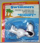 Snoopy Swimmers Wind-up Toy