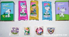 Whitman's Surprise Tins, Candy Wrappers & Stickers