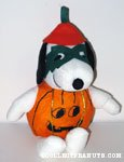 Peanuts Halloween Whitman's Plush Dolls