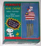 Peanuts & Snoopy Windchimes