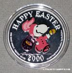 Snoopy Easter Beagle