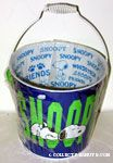 Peanuts & Snoopy Pails & Buckets