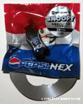 Snoopy on Pepsi Nex Bottle Cell Phone Strap