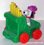 Peanuts & Snoopy McDonald's General Giveaways