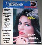 Senior Highlight Magazine with Charles Schulz Interview