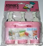 Snoopy Popsicle Molds