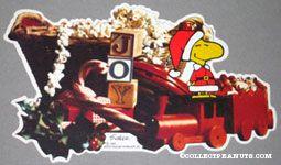 Santa Woodstock with toys