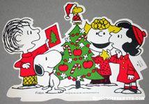 Linus, Snoopy, Woodstock