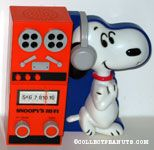Snoopy's Hi-Fi Radio