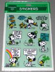 Peanuts & Snoopy Stickers