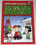 Peanuts & Snoopy Coloring & Activity Books