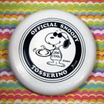 Peanuts Frisbee Collectibles