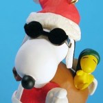 Snoopy Santa Collectibles
