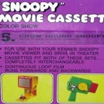 Movie Cassettes