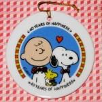 Peanuts Anniversary Shop