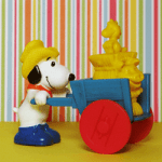 Peanuts & Snoopy McDonald's Collectibles