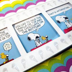 Click to view Peanuts Comic Strip Decor