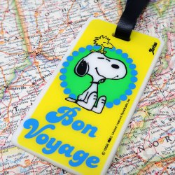 Click to view Snoopy Luggage Tags