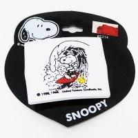 Snoopy on surfboard Hair Clip
