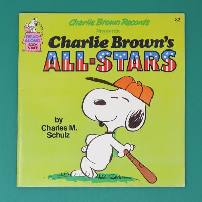 Charlie Brown's All-Stars Book