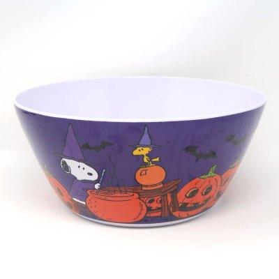 Snoopy Halloween Candy Bowl